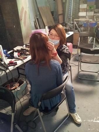 廣造拍攝.化妝.髮型.造型師.萳西