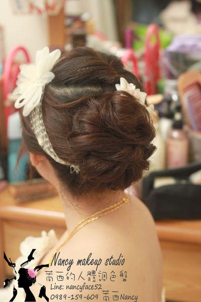 新娘.訂婚.結婚.髮型