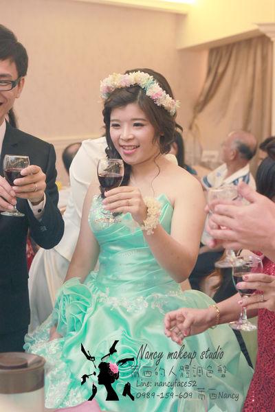 敬酒.花圈.浪漫.新娘.造型
