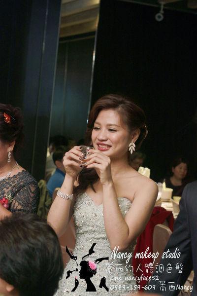 新娘秘書-萳西.長髮新娘造型