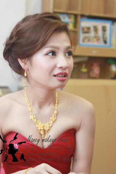 新娘秘書-萳西.乾淨新娘妝容